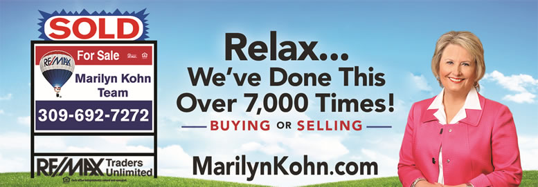Marilyn Kohn RE/MAX Traders Unlimited